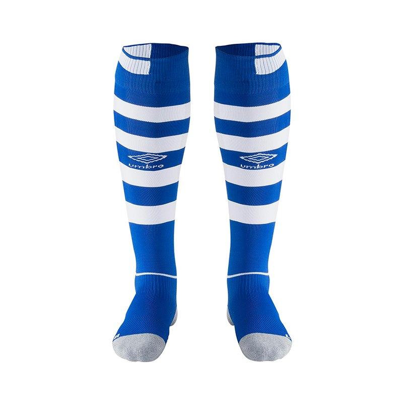 Umbro FC Schalke 04 Stutzen Home Kids 2018/2019 Blau - blau