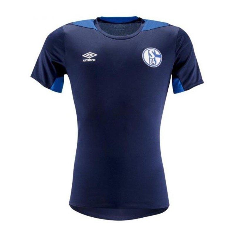 Umbro FC Schalke 04 Trainingsshirt Kids Blau FGTA - blau