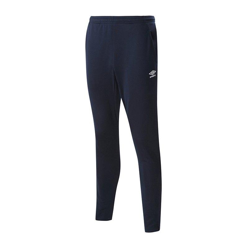 Umbro Tapered Pants Jogginghose Kids Blau FERA - blau