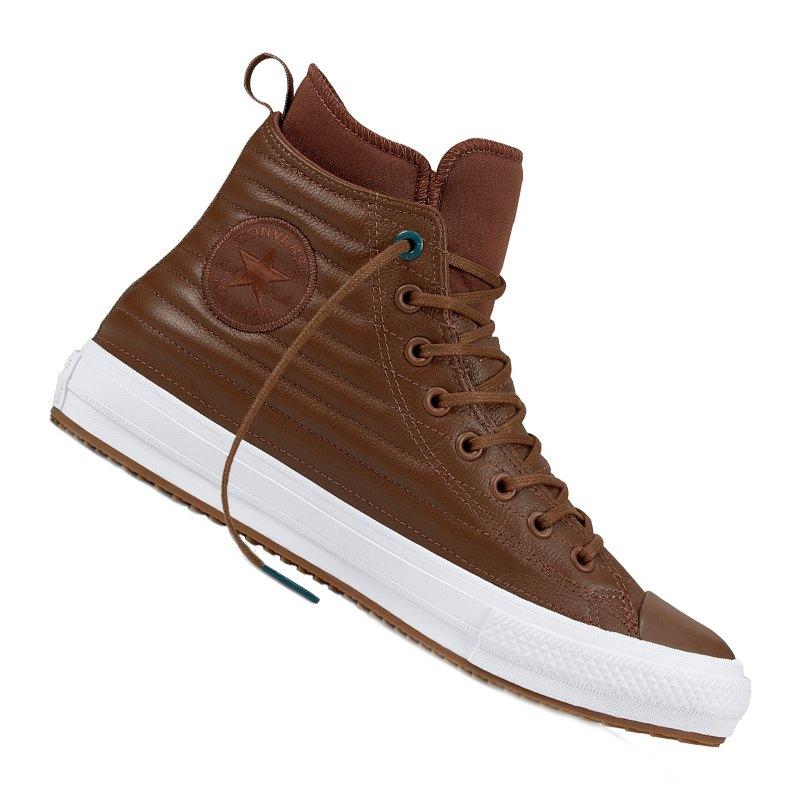 Converse Chuck Taylor AS Waterproof Sneaker Braun - braun