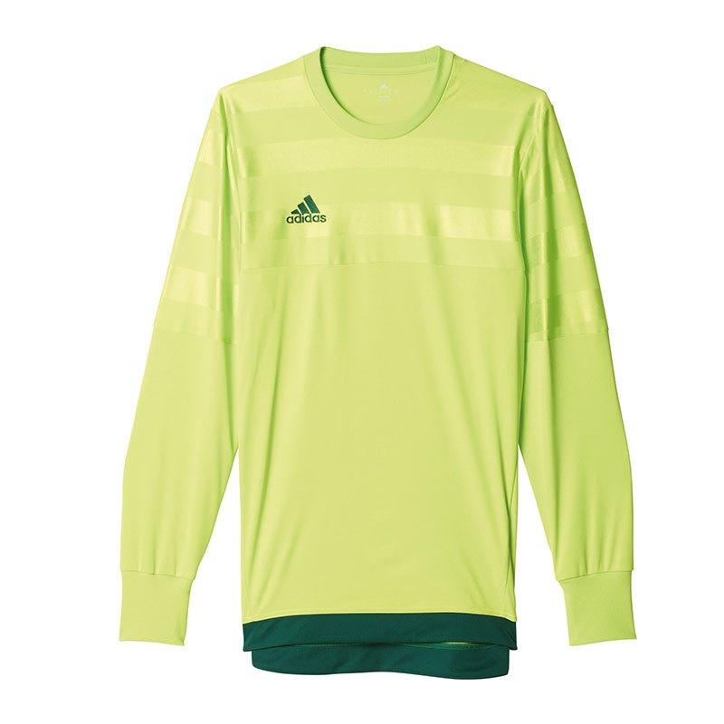 adidas Entry 15 Goalkeeper Trikot Kids Gelb - gelb
