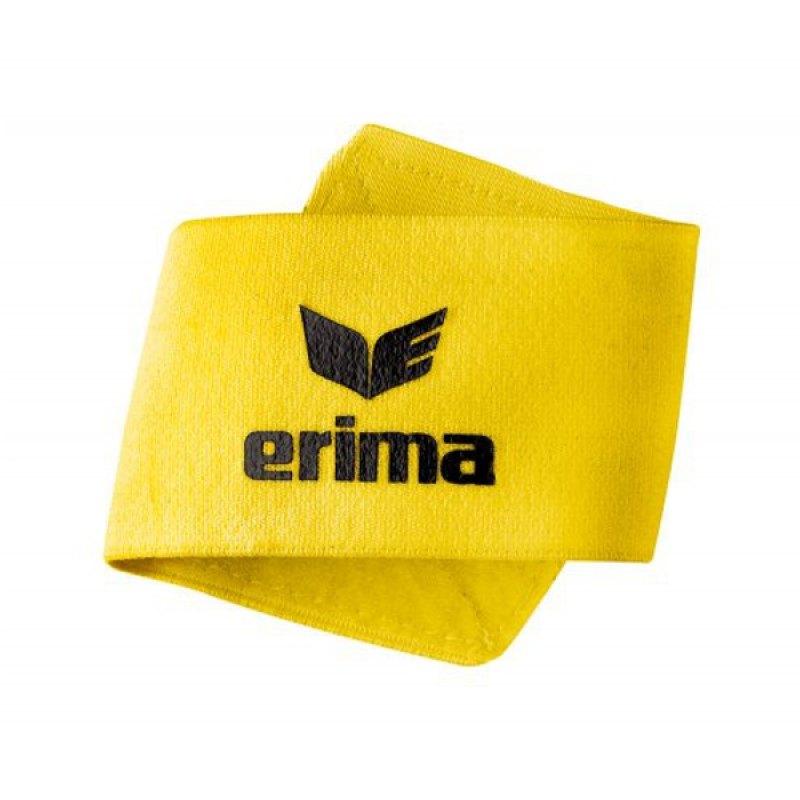 Erima Guard Stays Schienbeinschonerhalter Gelb - gelb
