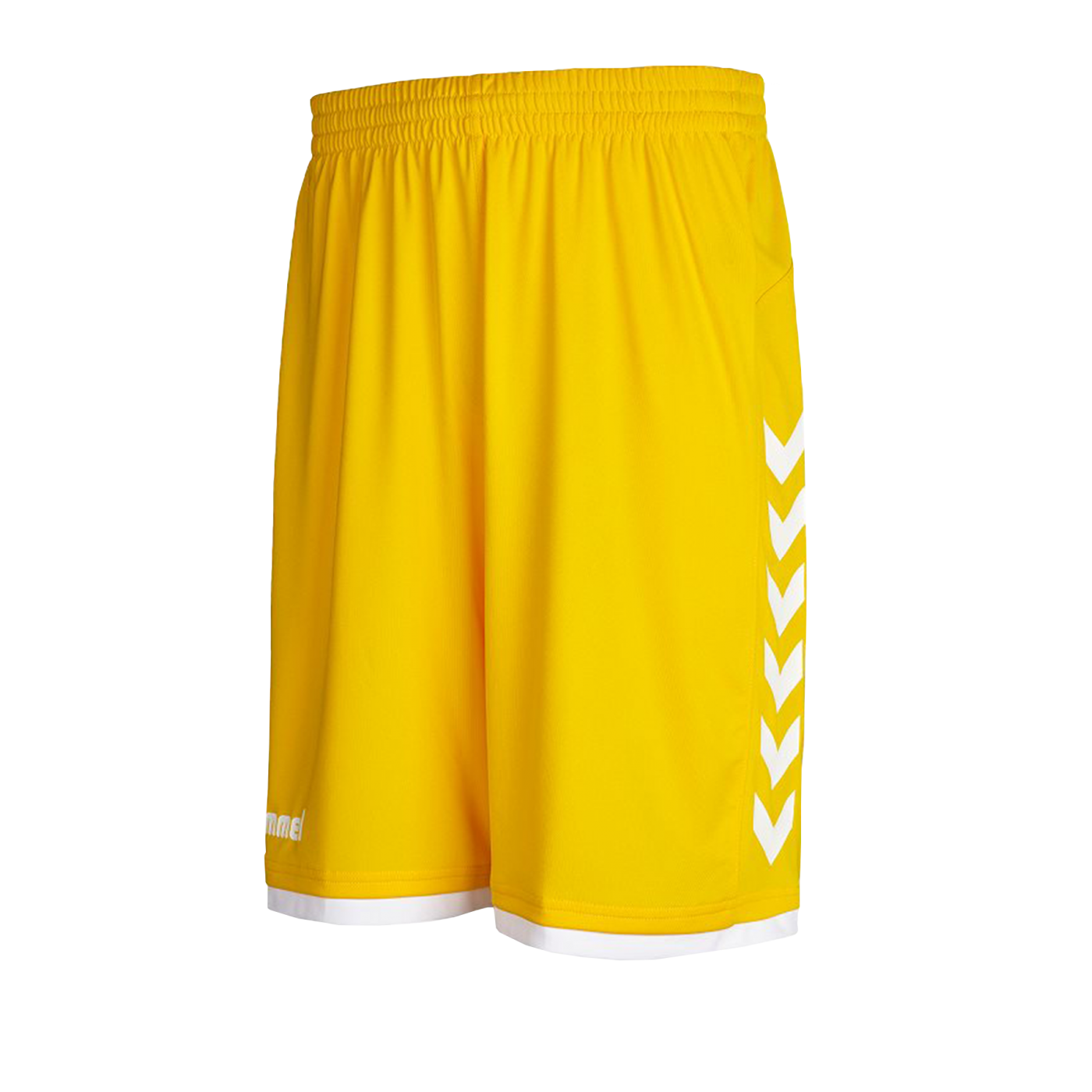 Hummel Core Basket Short Gelb F5001 - gelb