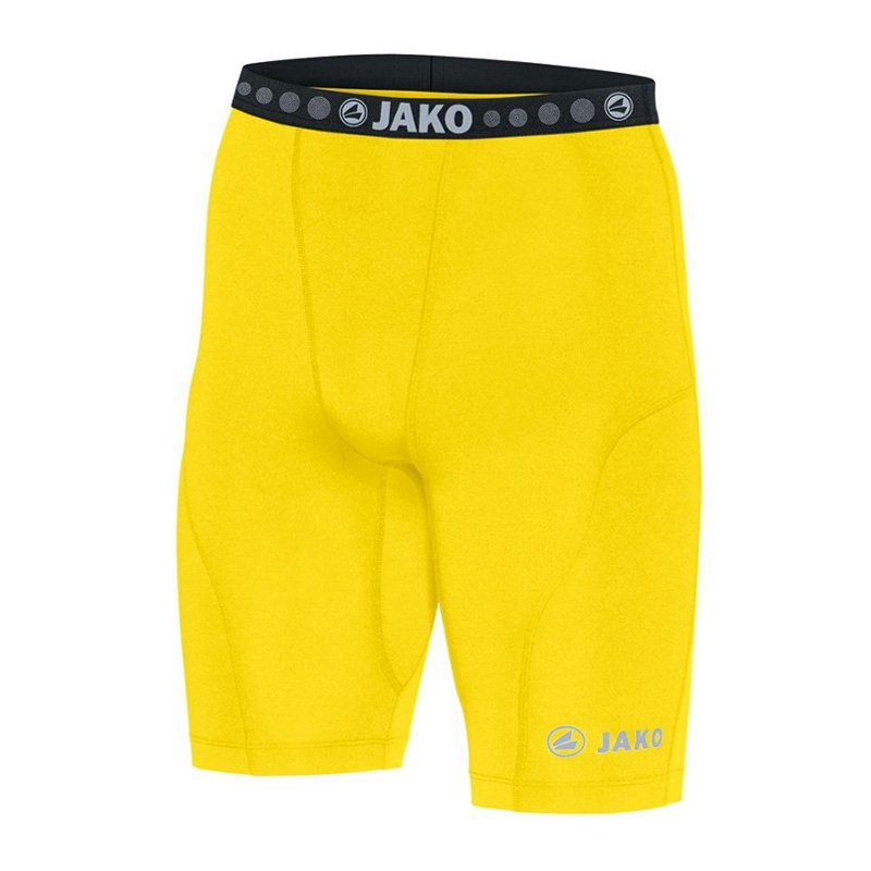 Jako Compression Short Tight Gelb F03 - gelb