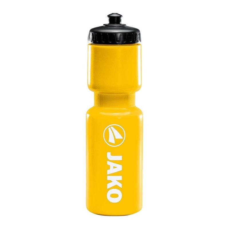 Jako Trinkflasche Gelb Schwarz F03 - Gelb
