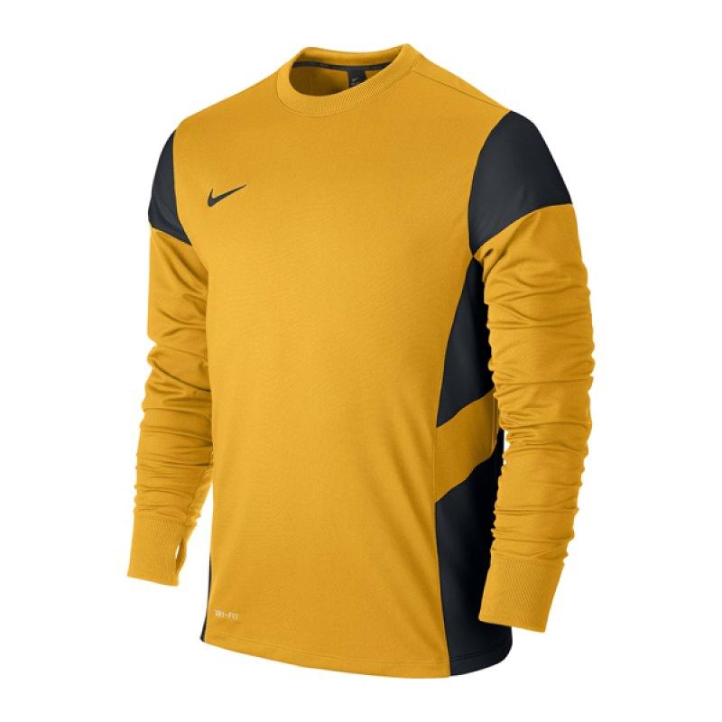 Nike Academy 14 Sweatshirt Longsleeve Gelb F739 - gelb