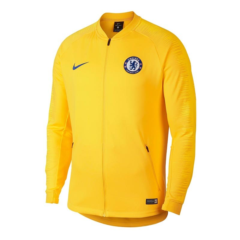 Nike FC Chelsea London Anthem Jacket Jacke F721 - gelb