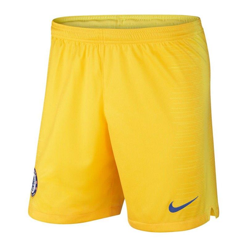 Nike FC Chelsea London Short Away 2018/2019 F719 - gelb