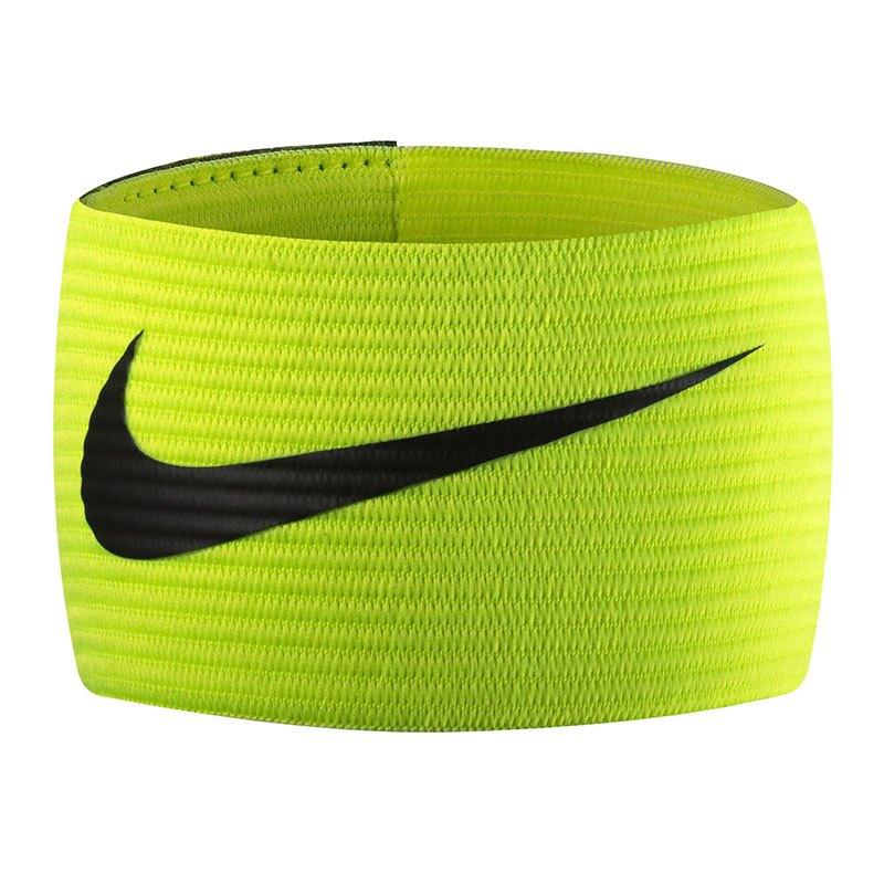 Nike Futbol Armband 2.0 Kapitänsbinde Gelb F710 - gelb