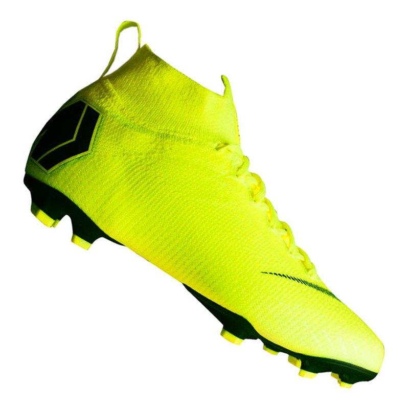 Nike Jr Mercurial Superfly VI Elite FG Kids F701 - gelb