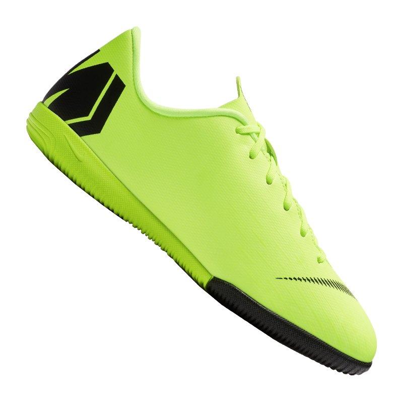 Nike Jr Mercurial VaporX XII Academy IC Kids F701 - gelb