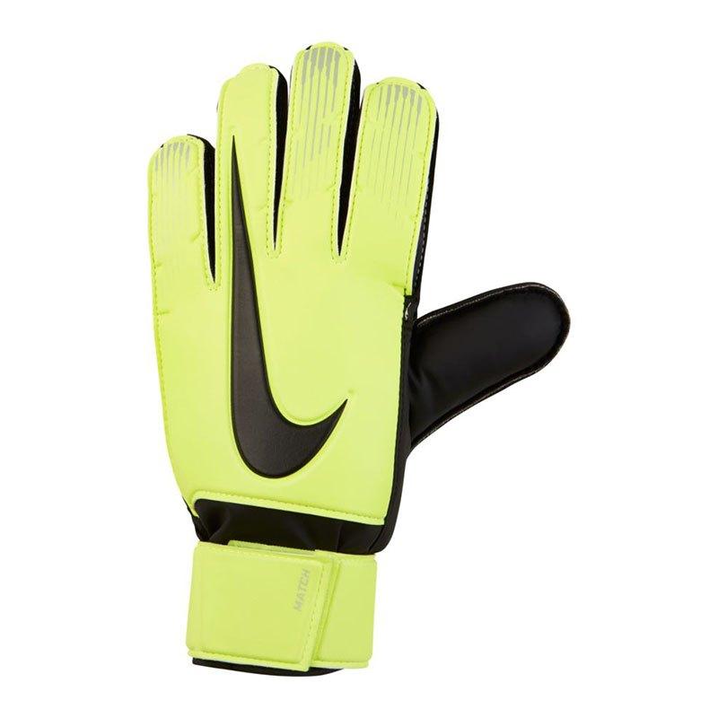 Nike Match Torwarthandschuh Gelb F702 - gelb