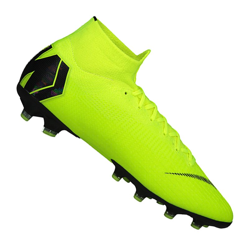 Nike Mercurial Superfly VI Elite AG-Pro F701 - gelb