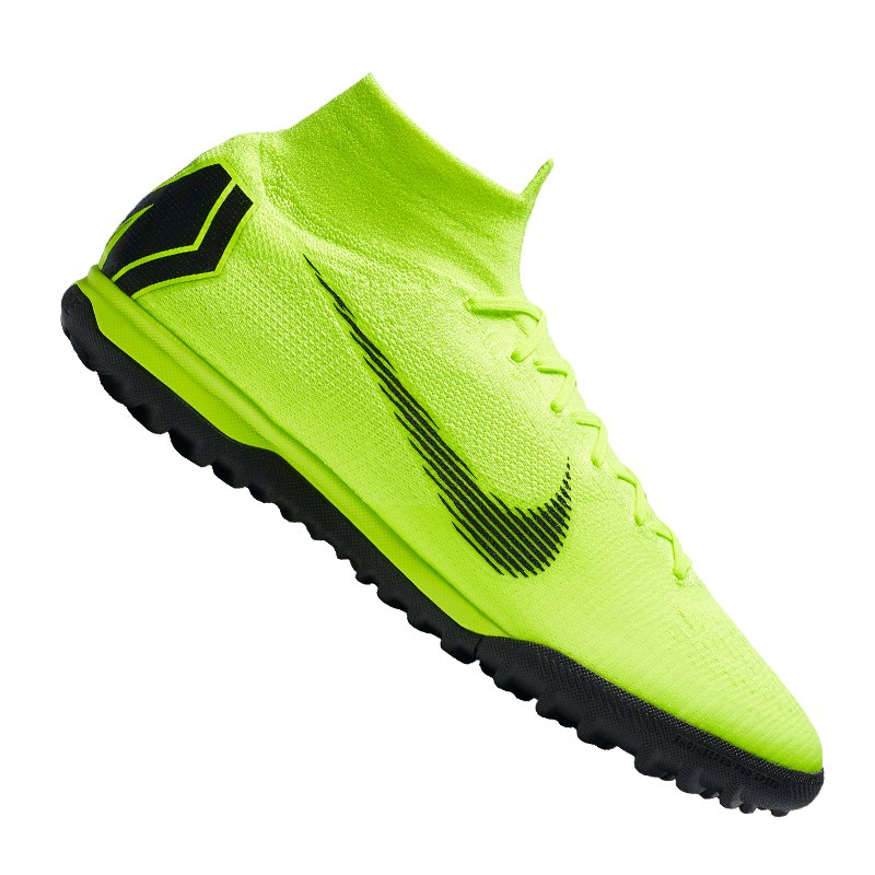 newest 14418 f53cd Nike Mercurial SuperflyX VI Elite TF Gelb F701 - gelb ...