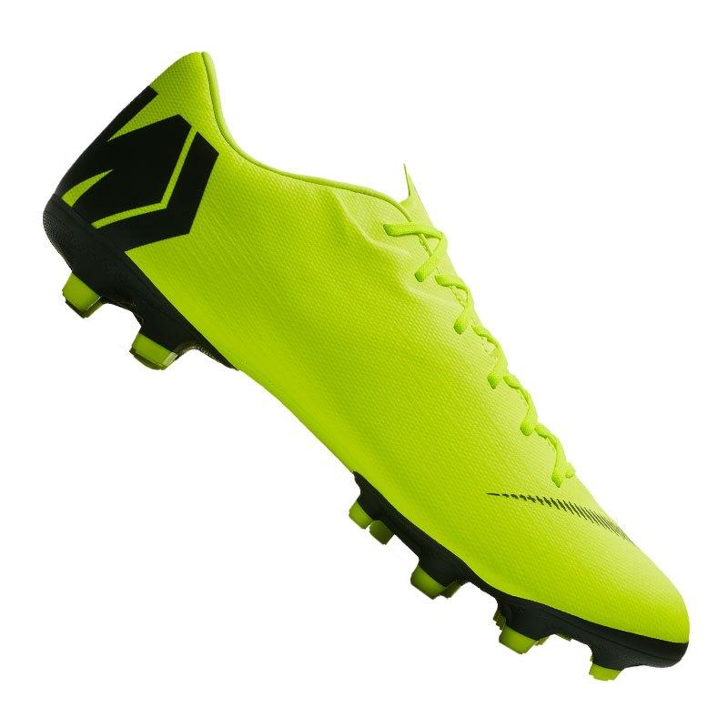Nike Mercurial Vapor XII Academy MG Gelb F701 - gelb