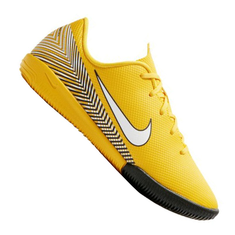 Nike Mercurial Vapor XII Academy NJR IC PS KidsF710 - gelb