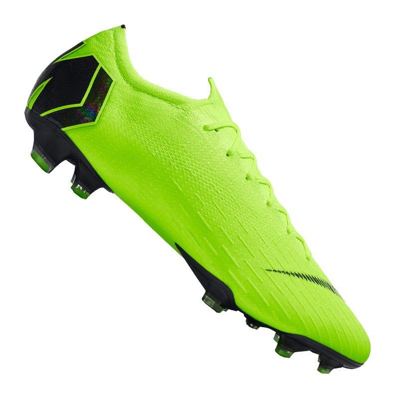 Nike Mercurial Vapor XII Elite FG Gelb F701 - gelb