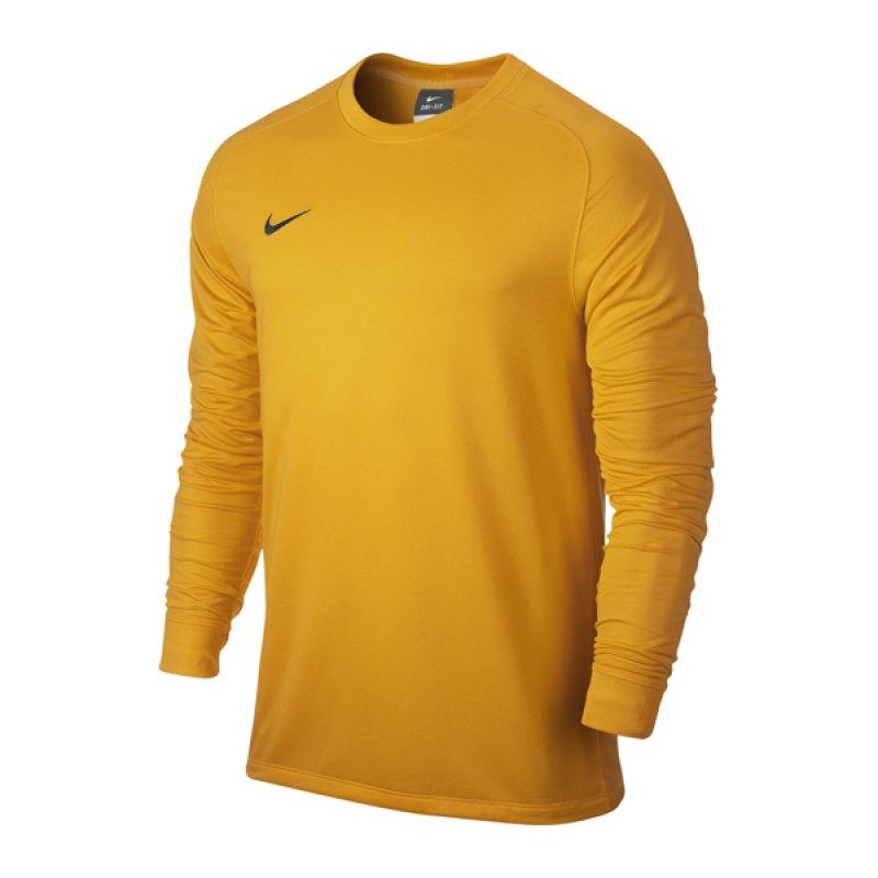 Nike Park Goalie II Torwarttrikot Gelb F739 - gelb