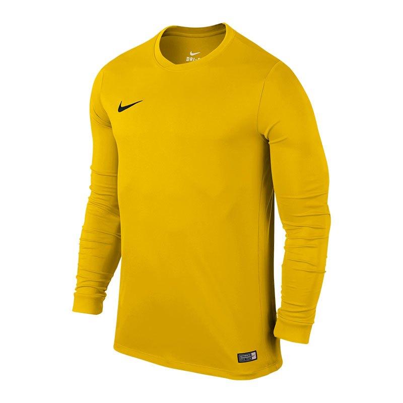 Nike Park VI Trikot langarm Kids Gelb F739 - gelb
