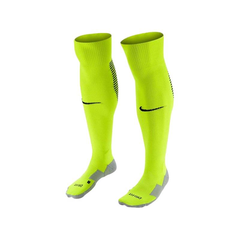 Nike Team Matchfit OTC Football Socken Gelb F702 - gelb