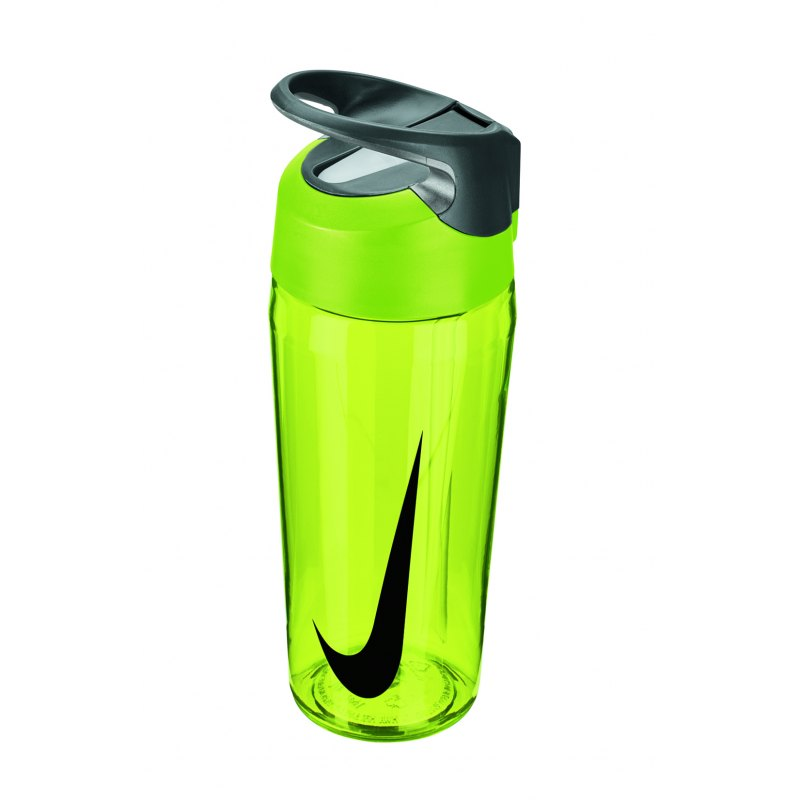 Nike TR Hypercharge Straw Bottle 16 OZ F739 - gelb