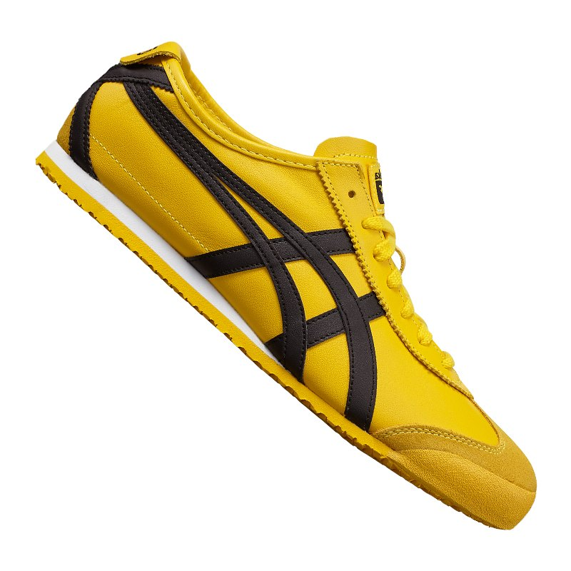 Onitsuka Tiger Mexico 66 Sneaker Gelb F0490 - gelb