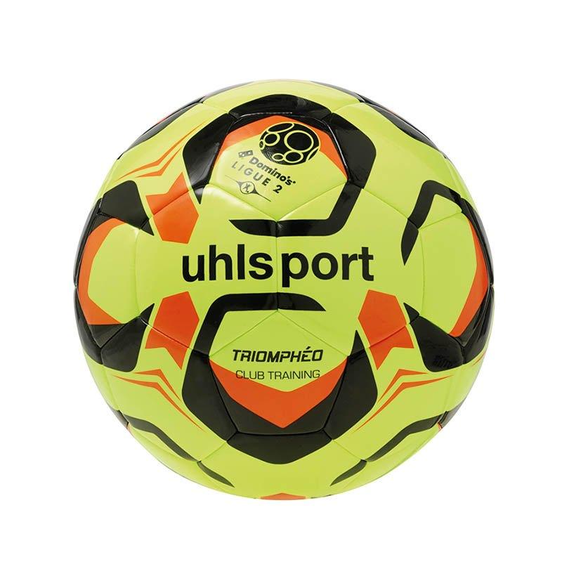 Uhlsport Triompheo Club Trainingsball Gelb F02 - gelb