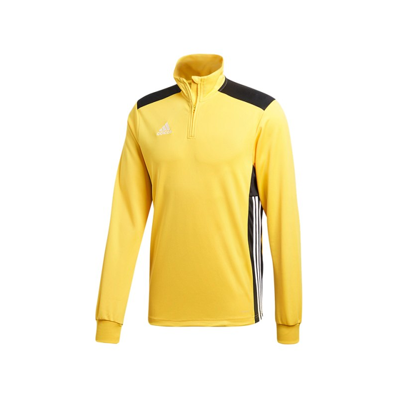 adidas Regista 18 Training Top Gold Schwarz - gold
