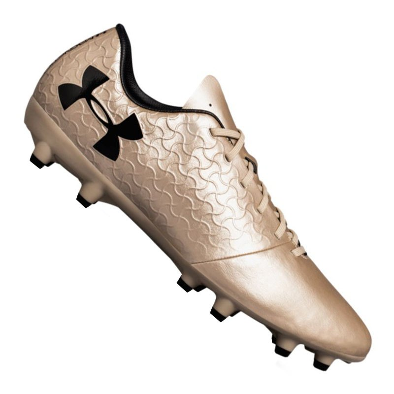 Under Armour Magnetico Select FG Gold F900 - gold
