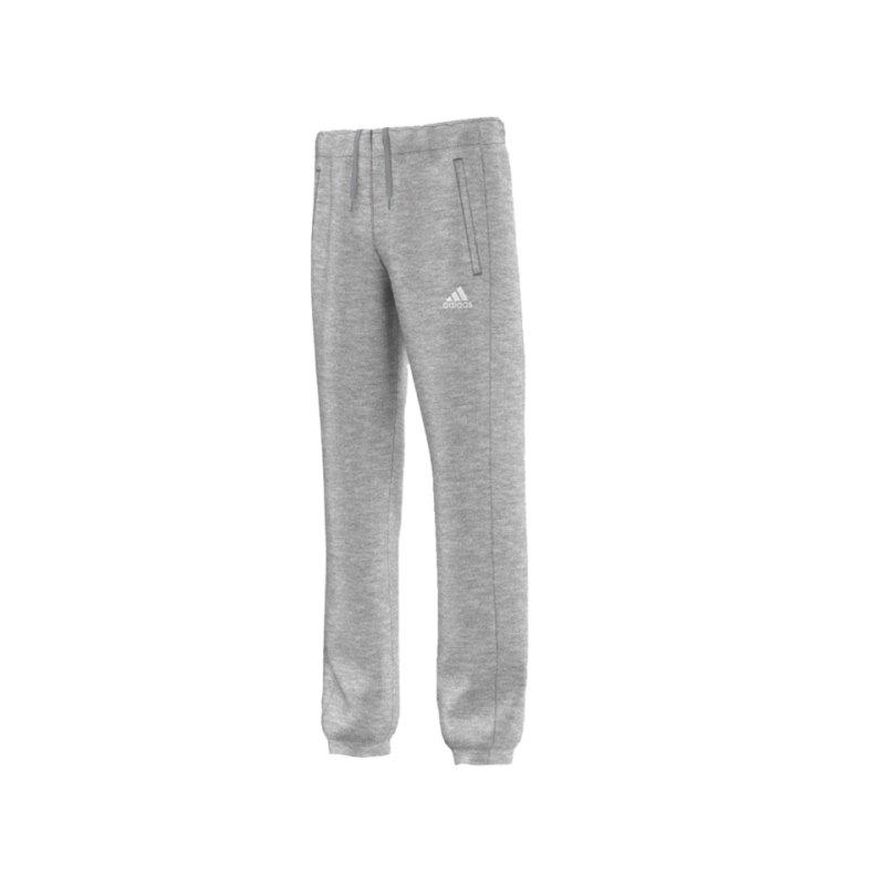 adidas Core 15 Sweat Pant Hose Grau - grau