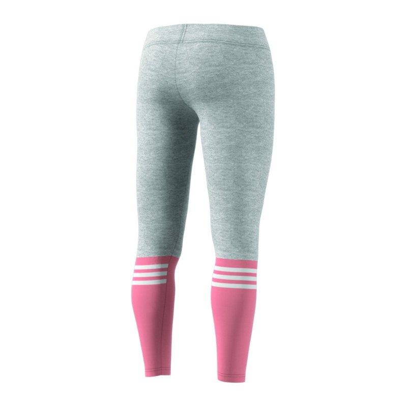 tight damen grau pink adidas sport id pant tight. Black Bedroom Furniture Sets. Home Design Ideas