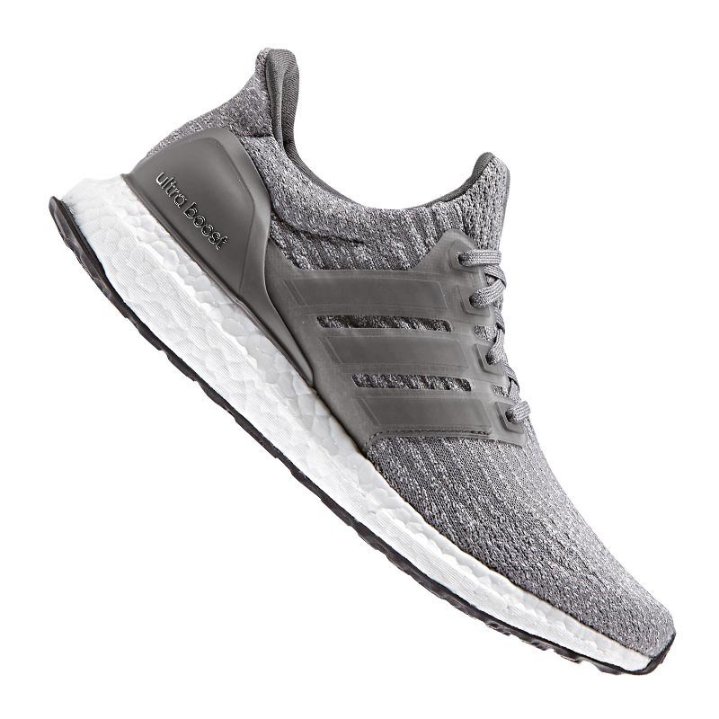 adidas ultra boost running damen grau weiss damen. Black Bedroom Furniture Sets. Home Design Ideas