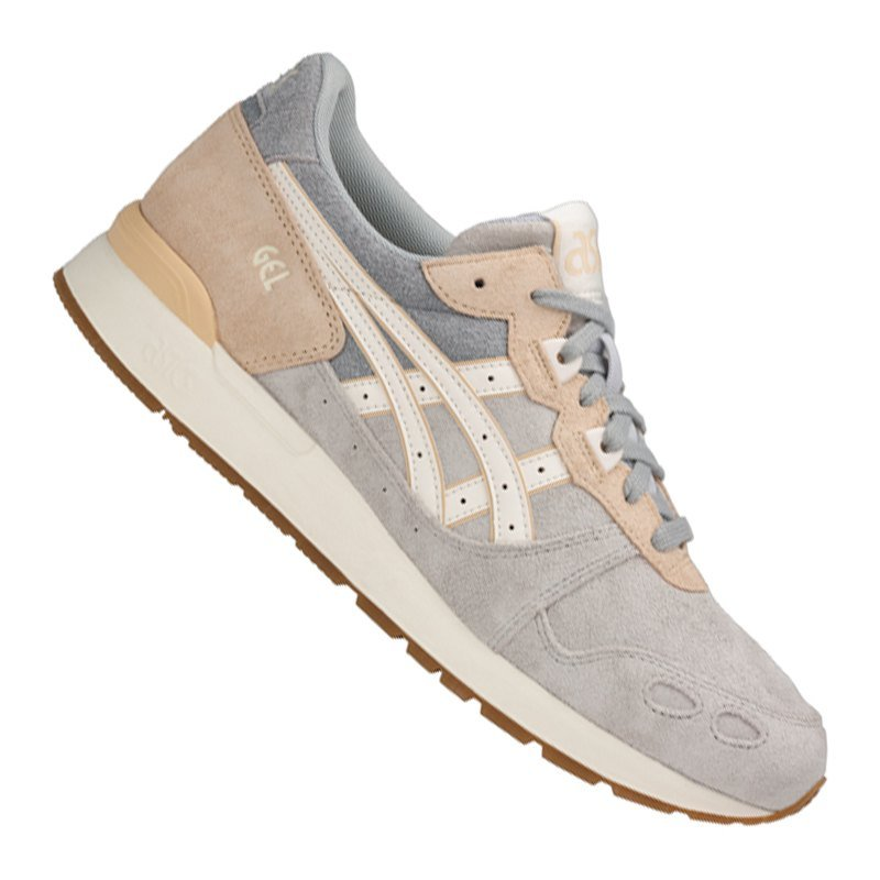 Asics Tiger Gel-Lyte Sneaker Grau Beige F9600 - grau