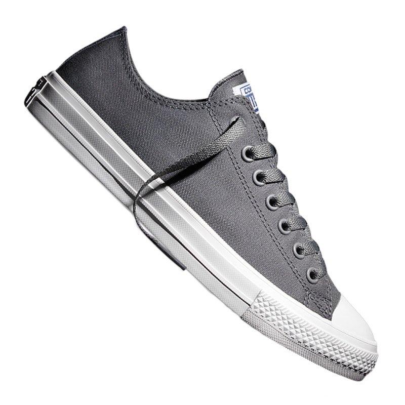 Converse Chuck Taylor All Star II Sneaker Grau - Grau