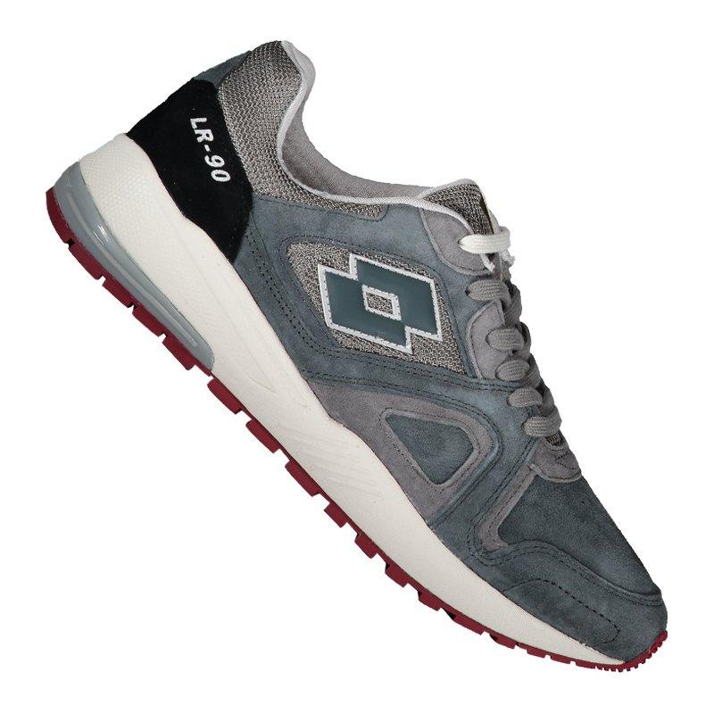 Lotto R-Icon Sneaker Grau - grau