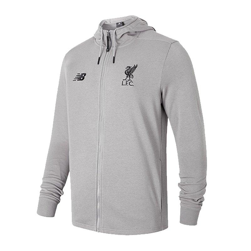 New Balance FC Liverpool Sweatshirt Grau F12 - grau