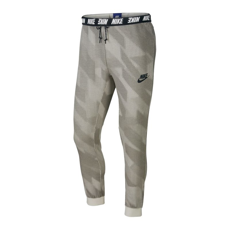 Nike Advance 15 Hose lang Grau F072 - grau