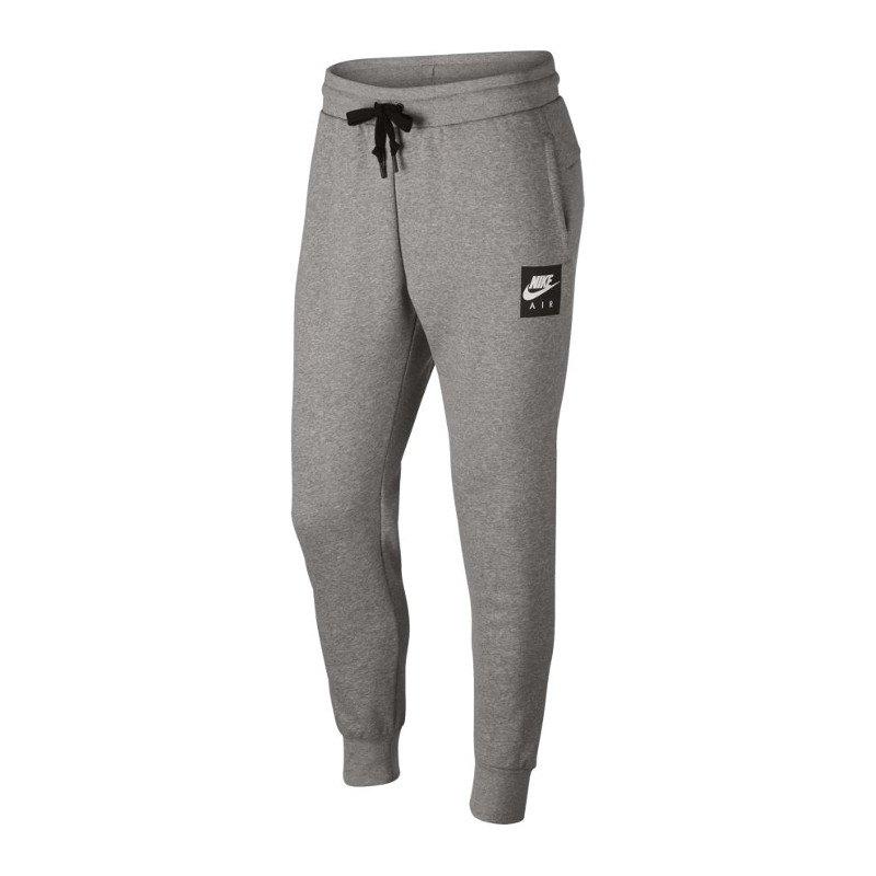 Nike Air Fleece Pant Jogginghose F063 - grau