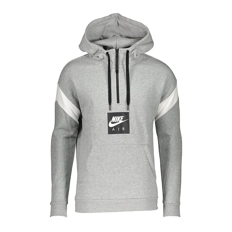 8ba936a92374 Nike Air Hoody Kapuzensweatshirt Grau F063   Freizeitkleidung ...