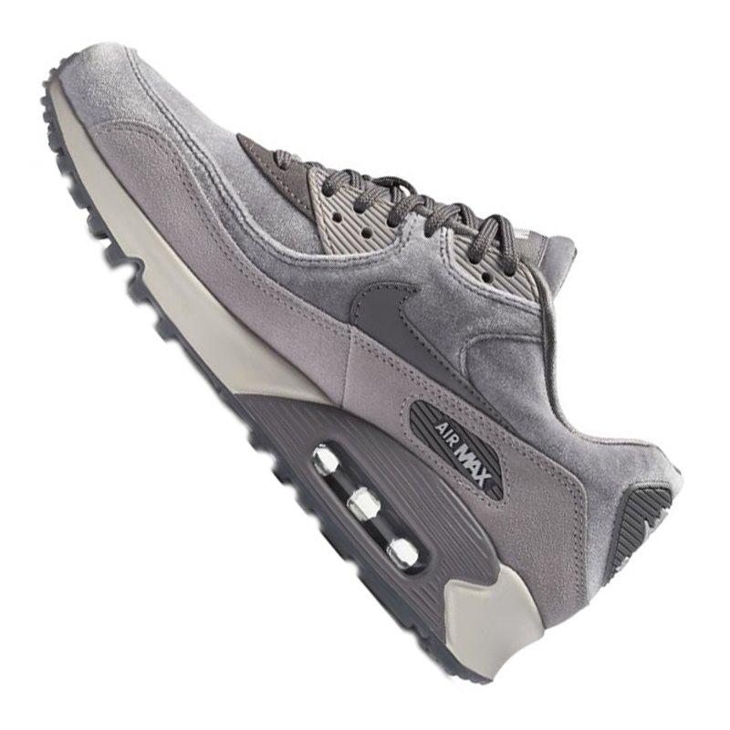 nike air max 90 lx sneaker damen grau f007 lifestyle. Black Bedroom Furniture Sets. Home Design Ideas