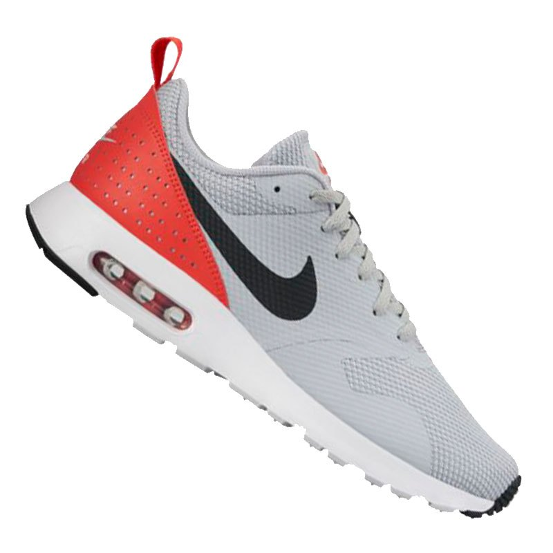 nike air max tavas sneaker hellgrau orange f026 grau. Black Bedroom Furniture Sets. Home Design Ideas
