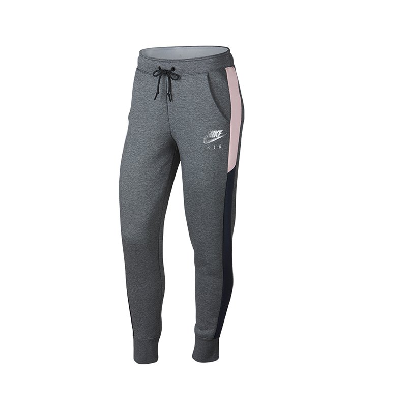nike air rally pant damen grau f065 jogginghose. Black Bedroom Furniture Sets. Home Design Ideas