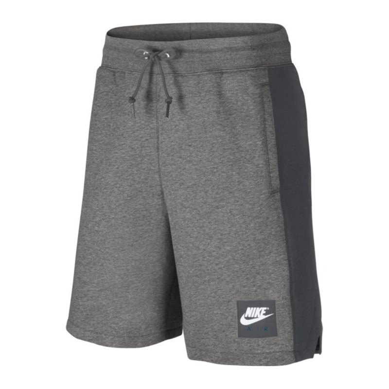 nike air short hose kurz grau f063 training. Black Bedroom Furniture Sets. Home Design Ideas