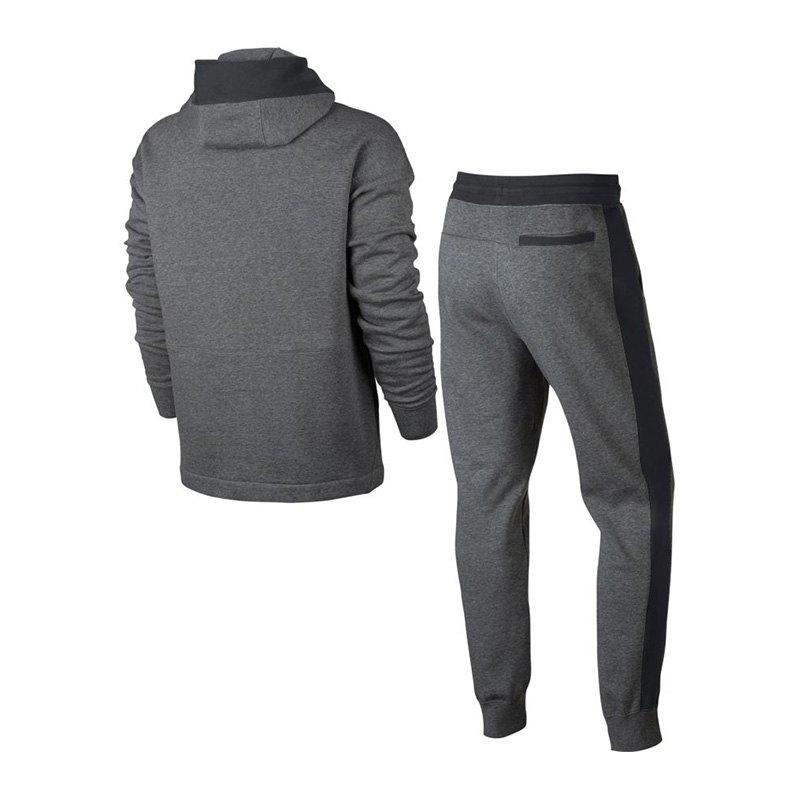 nike air trainingsanzug suit grau f091 lifestyle. Black Bedroom Furniture Sets. Home Design Ideas