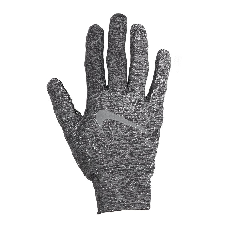 Nike Dry Element Gloves Handschuhe Running F052 - grau