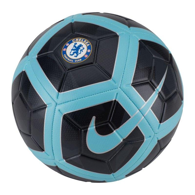 Nike FC Chelsea London Strike Fussball Grau F060 - grau