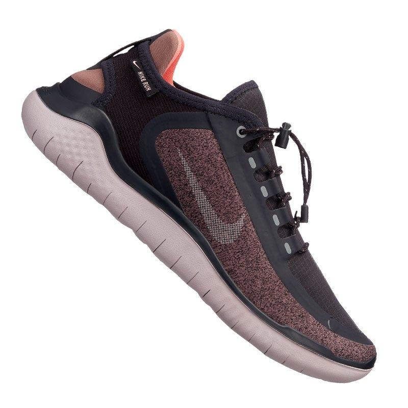 Nike Free 2018 Running Shield Damen Grau F001 - grau