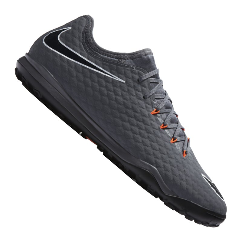 Nike Hypervenom PhantomX III Pro TF F081 - grau