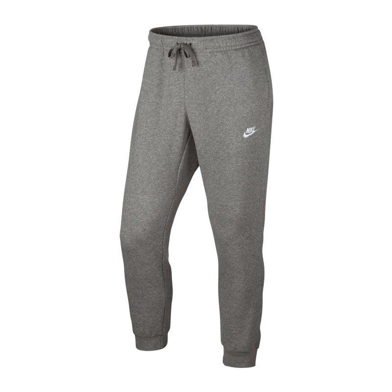 Nike Jogger Club Fleece Pant Grau F063 - grau