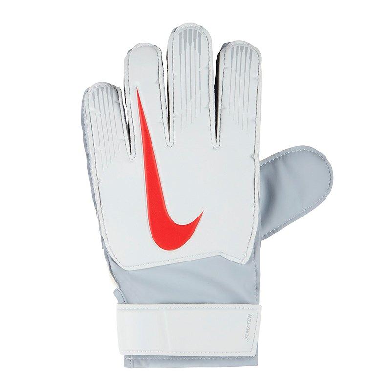 Nike Junior Match Torwarthandschuh Kids Grau F043 - grau
